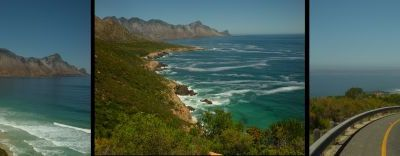 SOUTH AFRICA: ON THE WAY TO CAPE OF GOOD HOPE - Derniers coups de pedales en direction du Cap Bonne Esperance!