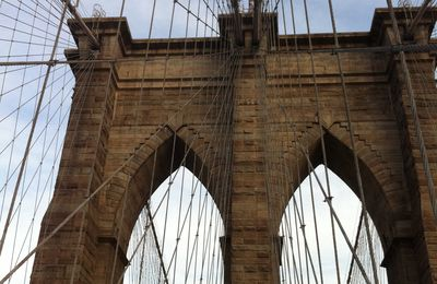 Aller au Brooklyn Bridge New York