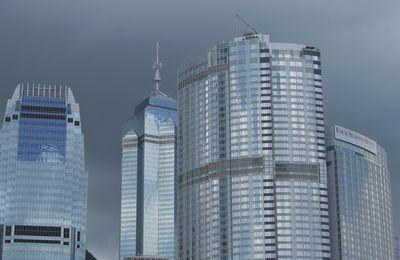 Hong Kong #2: Vertige vertical
