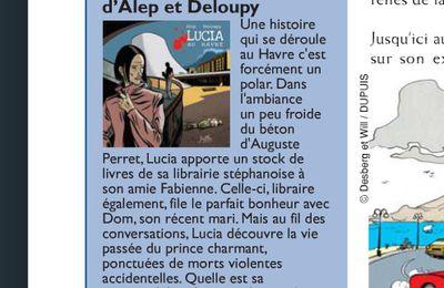 Lucia au Havre dans ZOO n°52