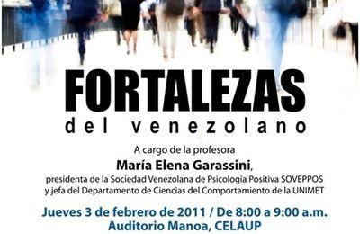 Fortalezas del venezolano
