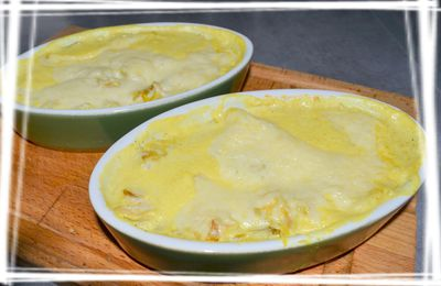 Lasagnes D'endives au curry