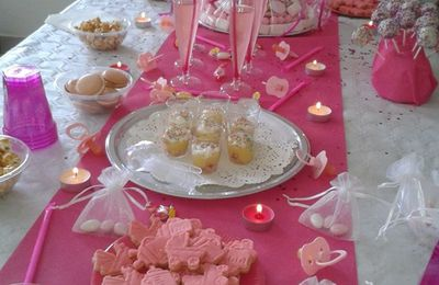 Ma 1ère Baby Shower!