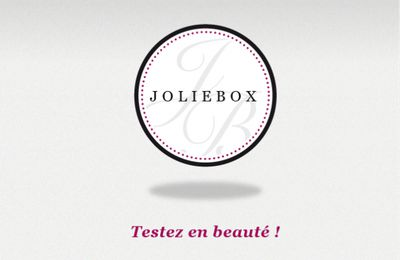 JolieBox suite et fin + news