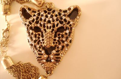 New In: The Gold Leopard
