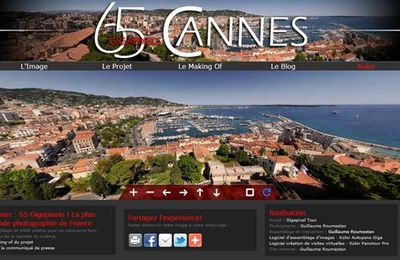 Cannes, la + grande photo