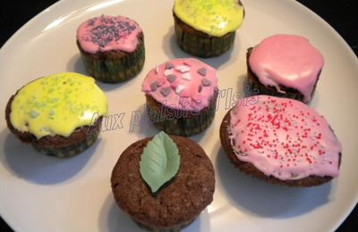 petits muffins - recyclage...