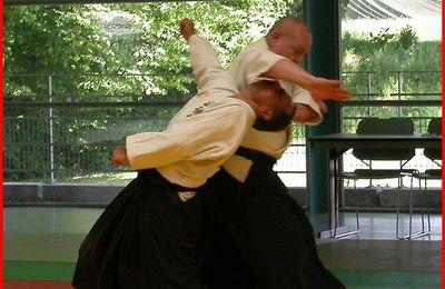 Aïkido, un Art difficile ....