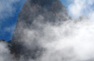 Agosto del 2011. Paseos por los Picos.
