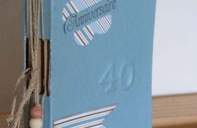 "Mini album ""Anniversaire 40 ans"""