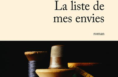 "Roman voyageur n° 2 : ""La liste de mes envies"" On the road again!"