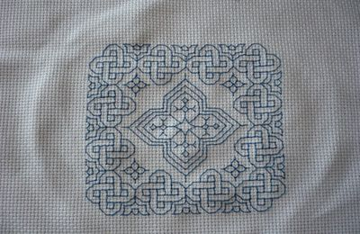 Blackwork celtique