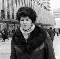 Gulrukhsor Safieva : Anniversaire