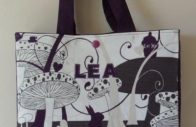 Un sac pour une petite fille