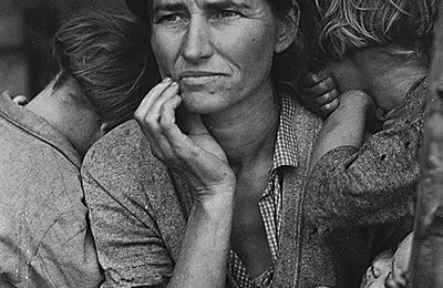 « Migrant Mother » , 1936 par Dorothea Lange