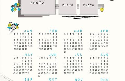 Calendars2013_vol1 by Laurence Design