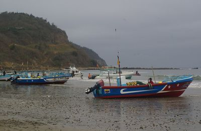 Puerto Lopez et les surprises !