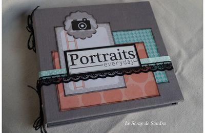 Mini Album Portraits !!