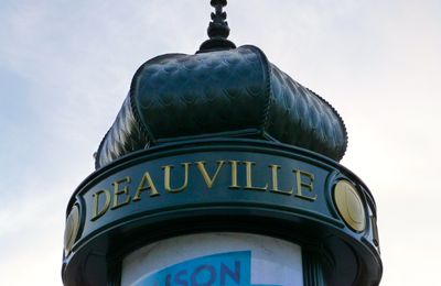 Un week-end à Deauville