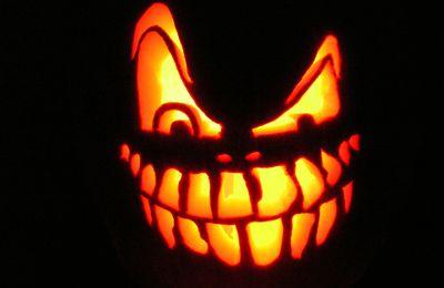 Décorations d'Halloween ... d'Enfer!