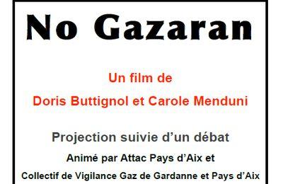 """""""No Gazaran"""" au Mazarin à Aix - mardi 29.04.14 à 20h30"""