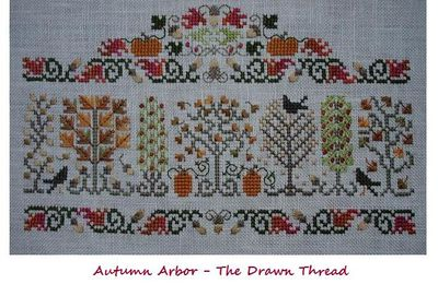 fin du sal The Drawn Threads : Automn Arbor