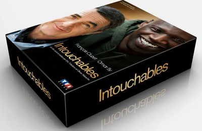 Intouchables Edition Collector 2 DVD + 1 Blu Ray