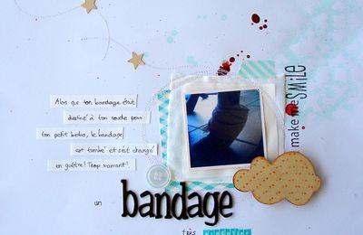 Une bandage très singulier