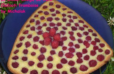 Clafoutis by Michalak