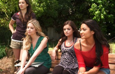Pretty Little Liars / Saison 01 - Episode 04