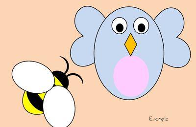Primaire 1 - leçon 13 - Je suis reconnaissant des oiseaux et des insectes.