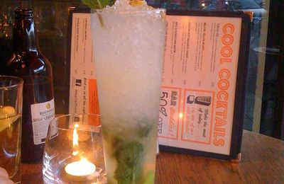 Mojito made in London