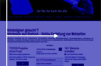 Webdesign und Psychologie