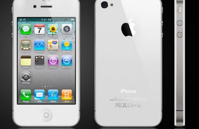 L'iPhone 4 blanc arrive !