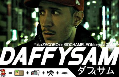 City Hunter New-York - Daffysam feat MoShadee & Dj Creestal