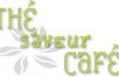 Mon nouveau partenaire : Thé Saveur Café