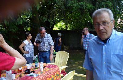 Garden party à GORZE