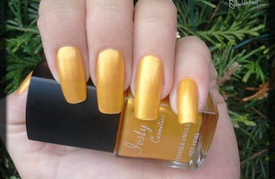 Jaune d'or Justy Cosmetics n°282