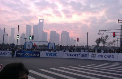 Toray Cup Shanghai International Marathon 2011