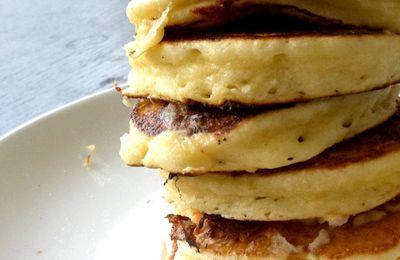 Pancakes Noix de coco