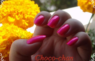 Vernis E.Pinaud rose flashy