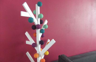 DIY- arbre à lumières