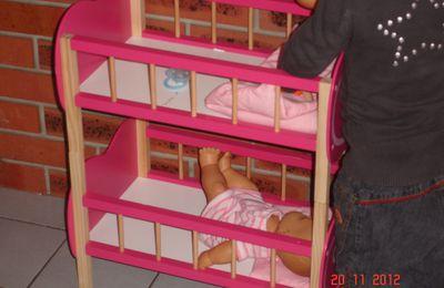 La ménagerie des poupées