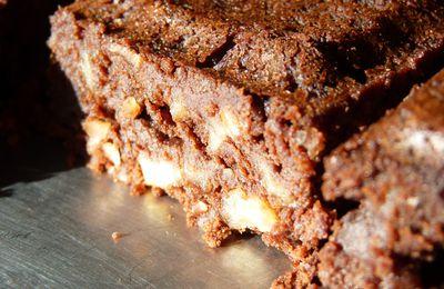 Brownie US aux noix