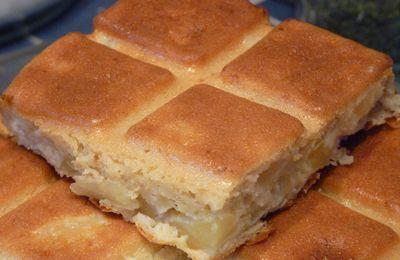 Gâteau aux fruits WW