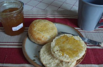 Scones au Citron