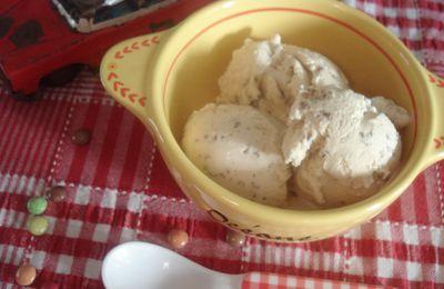 Glace crousti-vanille