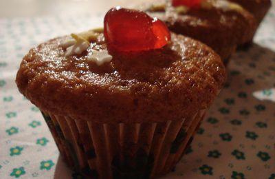 Muffins de Pain d'Epice