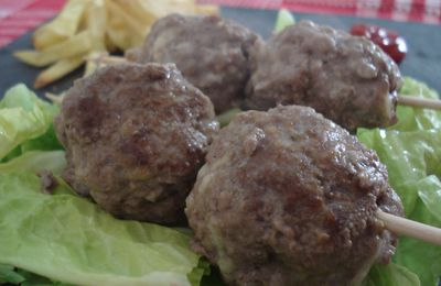 Boulettes de boeuf