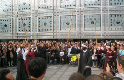 Parade Festive à l'IMA (Institut du Monde Arabe) 21/06/12